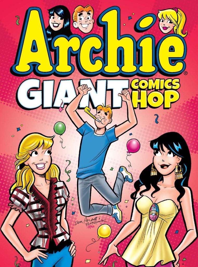 ARCHIE GIANT COMICS HOP (TP)