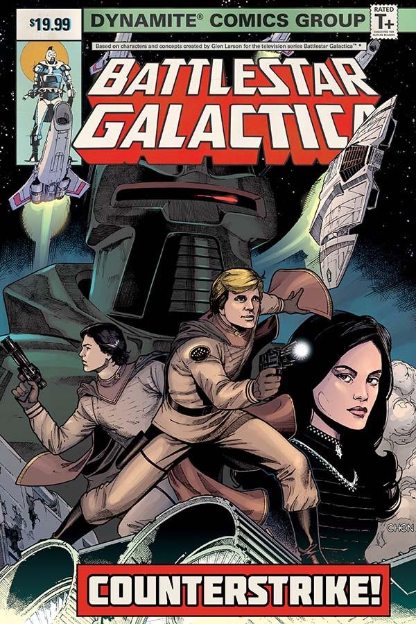 Battlestar Galactica: (Classic) Counterstrike TP