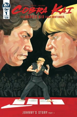 Cobra Kai: The Karate Kid Saga Continues #1