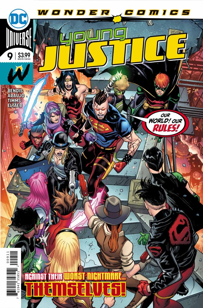 Young Injustice #9