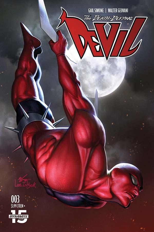 The Death-Defying 'Devil Vol 2 #3