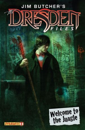 DRESDEN FILES WELCOME TO THE JUNGLE#1