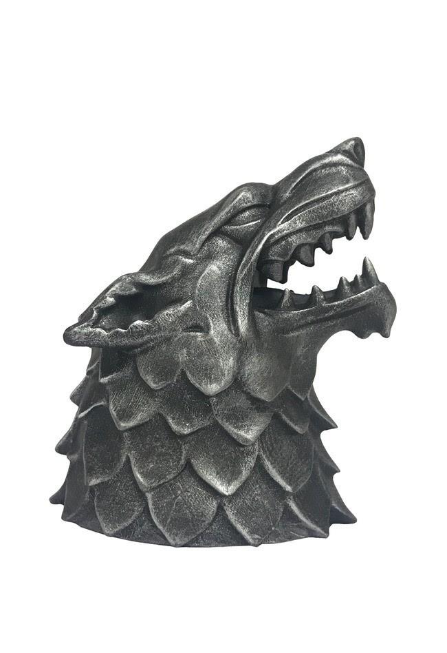 Game of Thrones Stark House Sigil Mini Sculpture