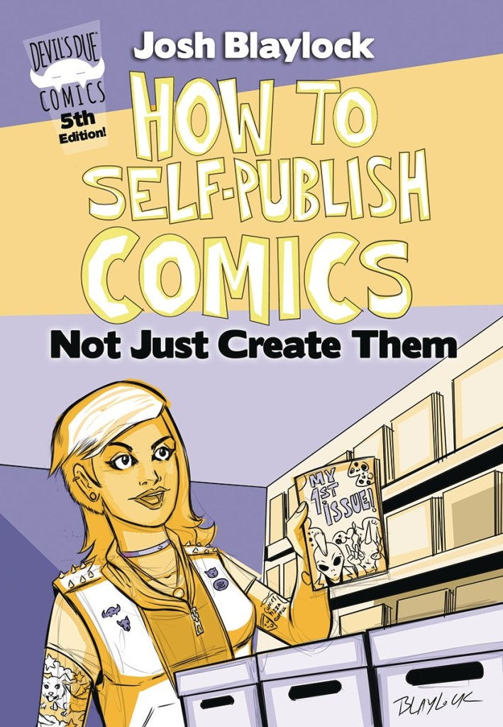 How To Self-Publish Comics