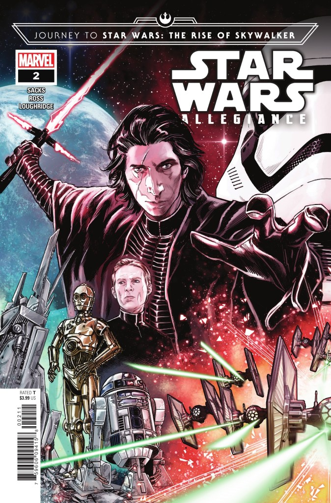 Journey to Star Wars: The Rise of Skywalker: Allegiance #2