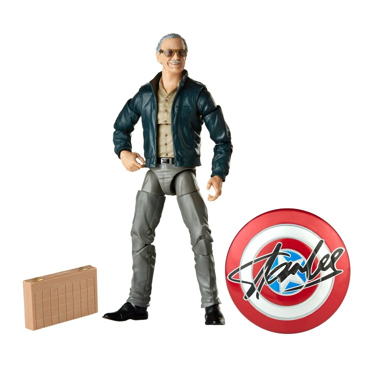 MARVEL LEGENDS SERIES 6-INCH STAN LEE Figure