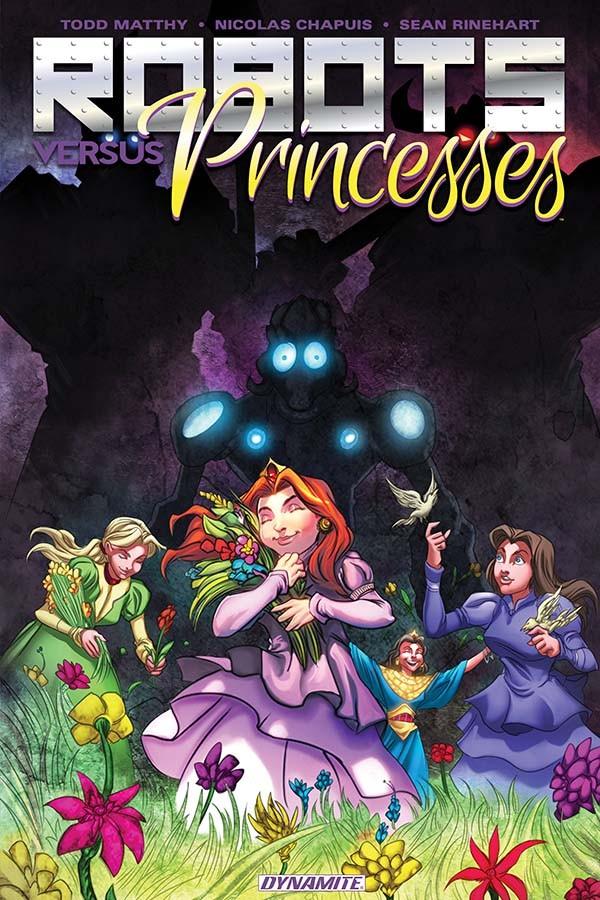 Robots vs Princesses Vol 1 TP