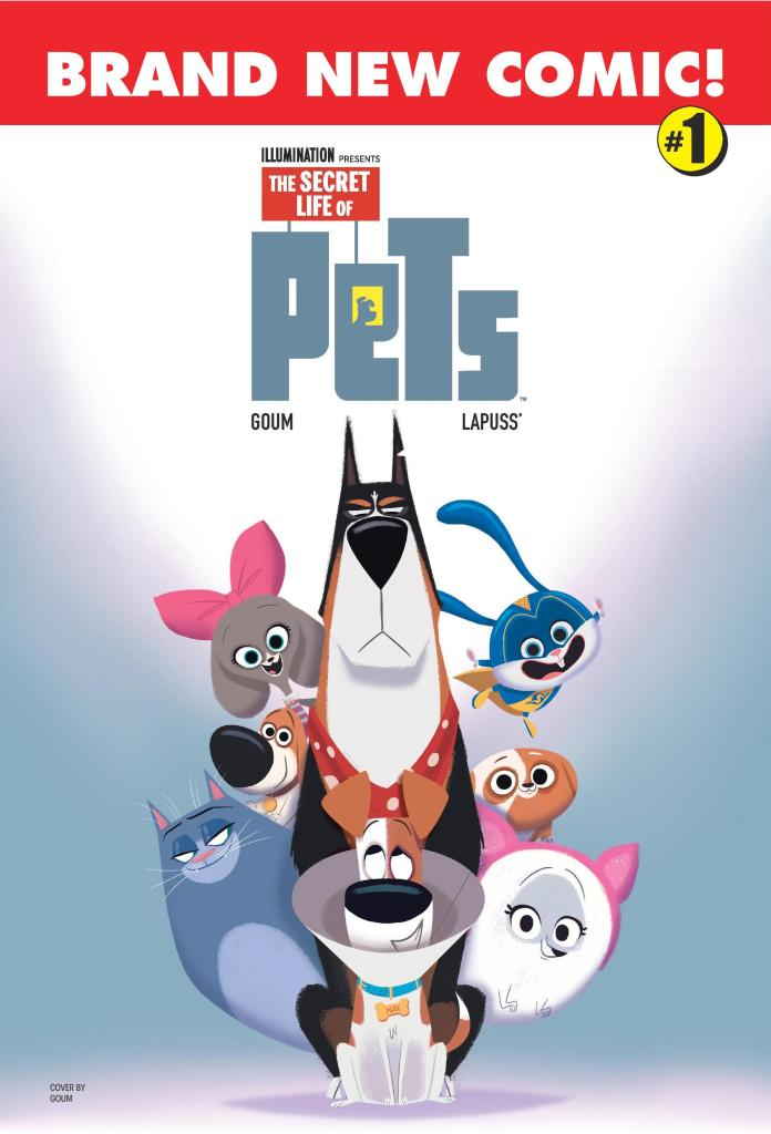 The Secret Life of Pets 2 #1