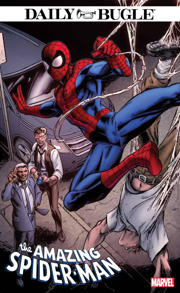 AMAZING SPIDER-MAN: DAILY BUGLE #1 (of 5)