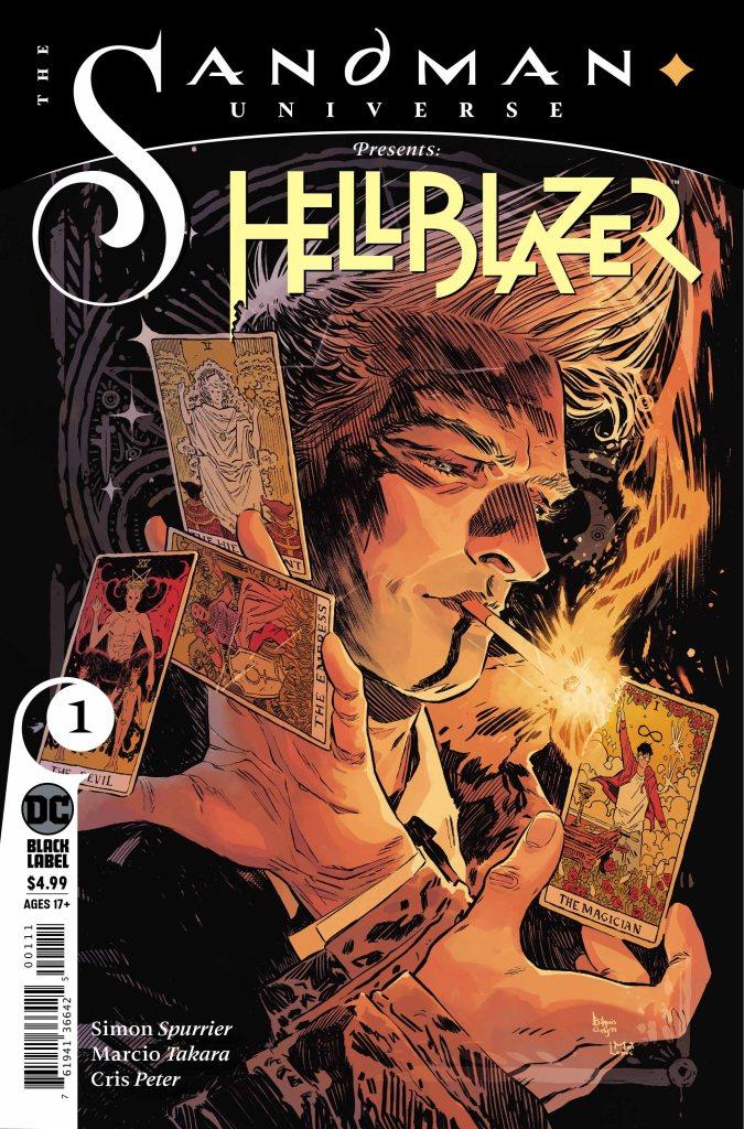 The Sandman Universe Presents: Hellblazer #1