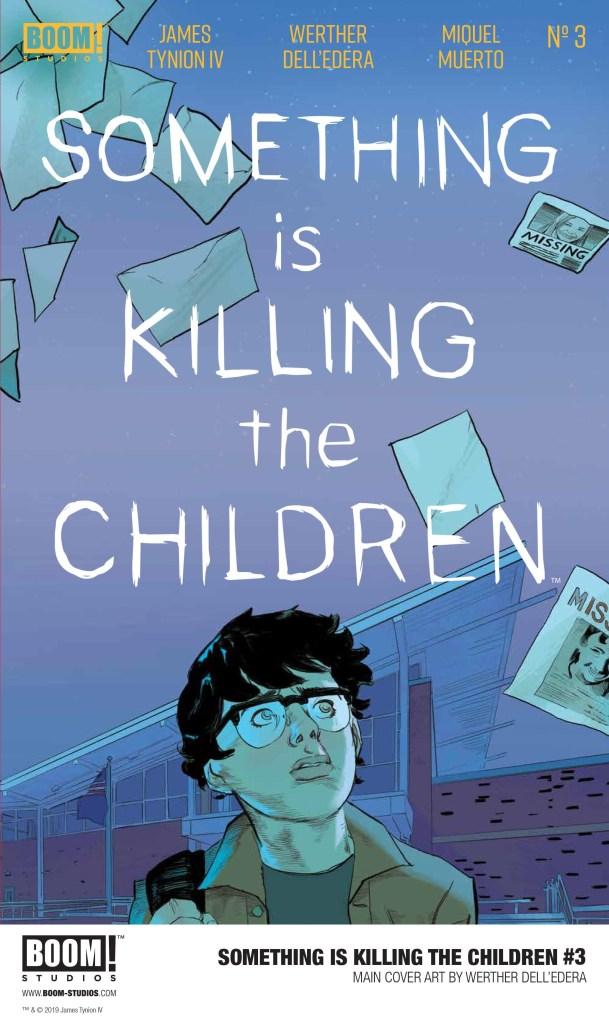 Something is Killing the Children #3