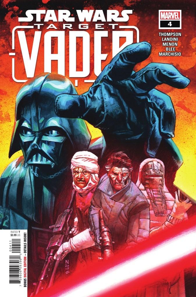 Star Wars: Target Vader #4 (of 6)