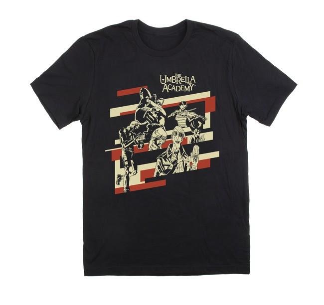 The Umbrella Academy: Hotel Oblivion T-shirt