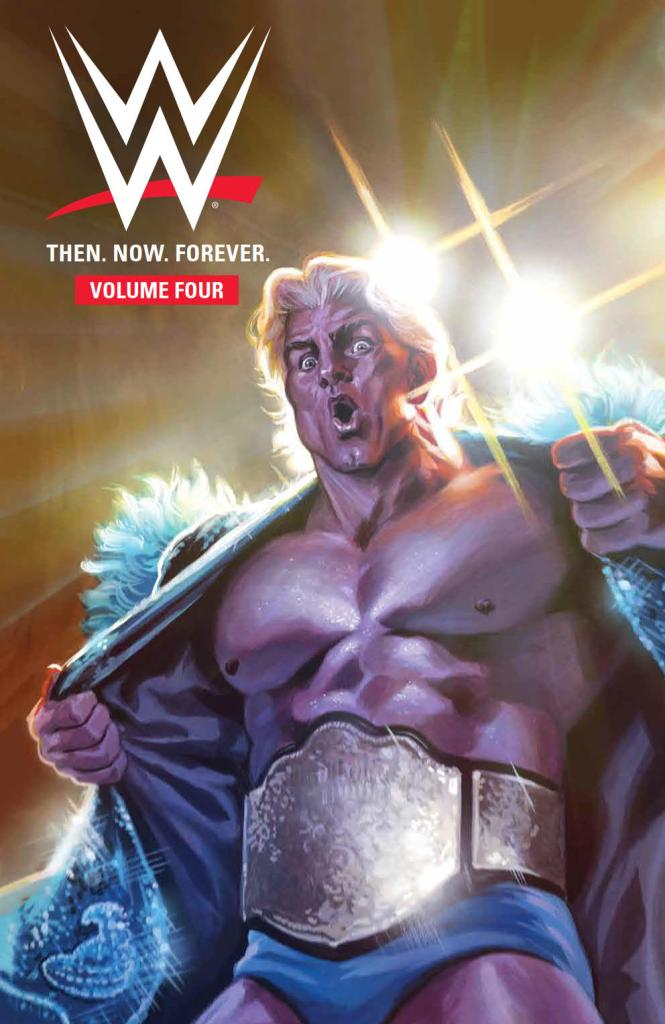 WWE: Then. Now. Forever. Vol. 4 SC