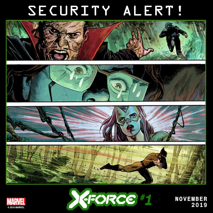 X-Force teaser