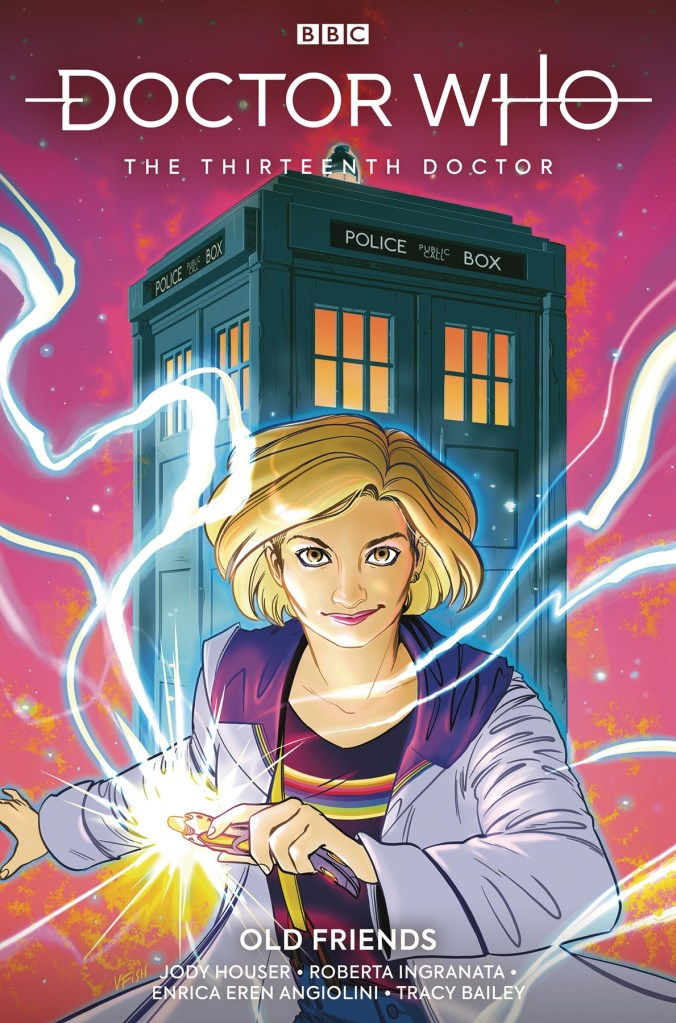 Doctor Who: The Thirteenth Doctor Vol. 3 Old Friends TP