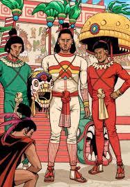 Aztec Empire #2