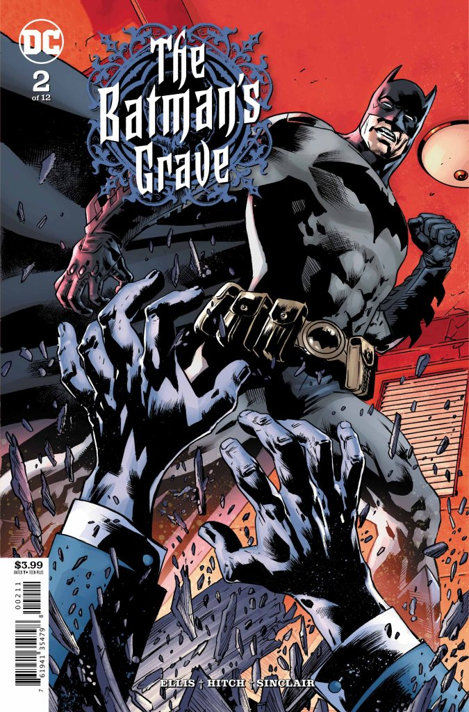 The Batman's Grave #2 (of 12)