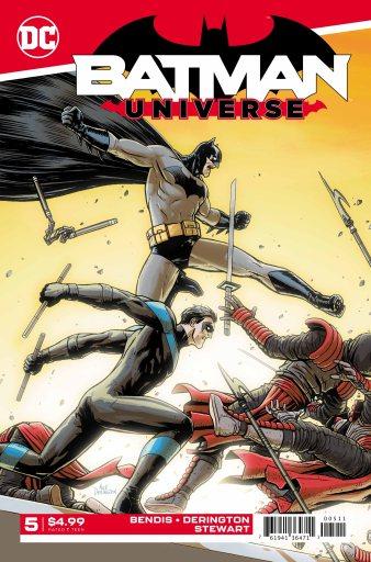 Batman Universe #5