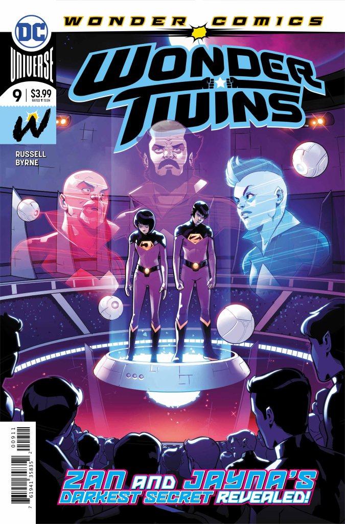 Wonder Twins #9 (of 12)