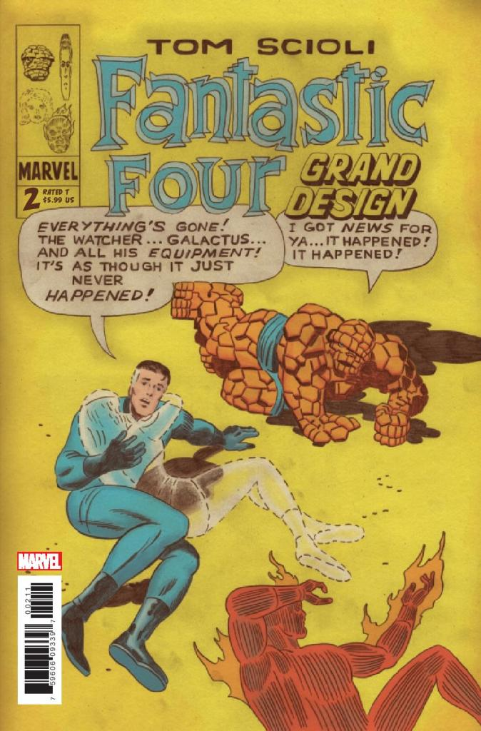 Fantastic Four: Grand Design #2 (of 2)
