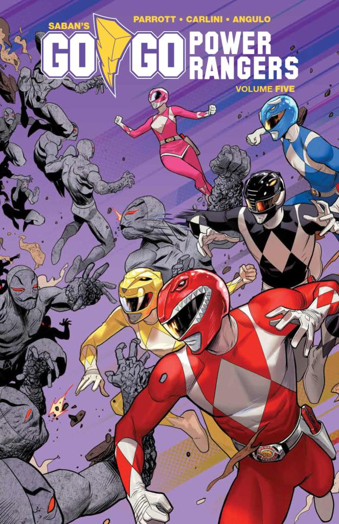 Saban's Go Go Power Rangers Vol. 5 SC
