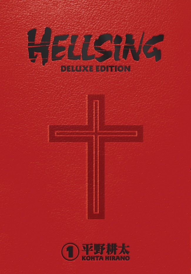 Hellsing Deluxe Edition Volume 1
