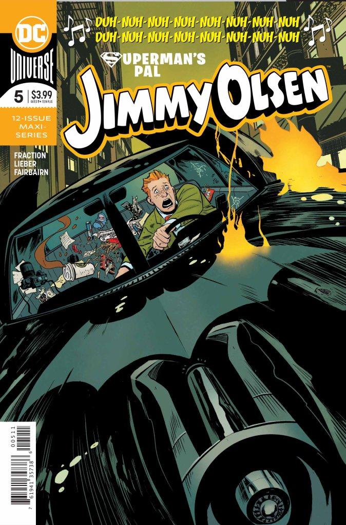 Superman's Pal Jimmy Olsen #5 (of 12)