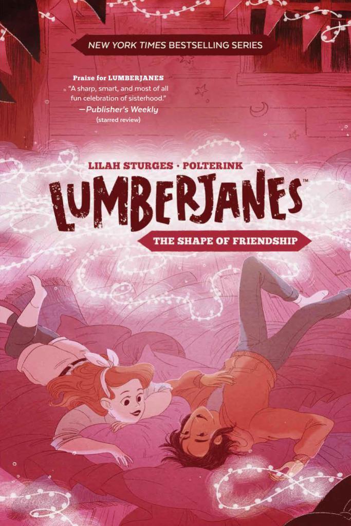 Lumberjanes: The Shape Of Friendship OGN SC