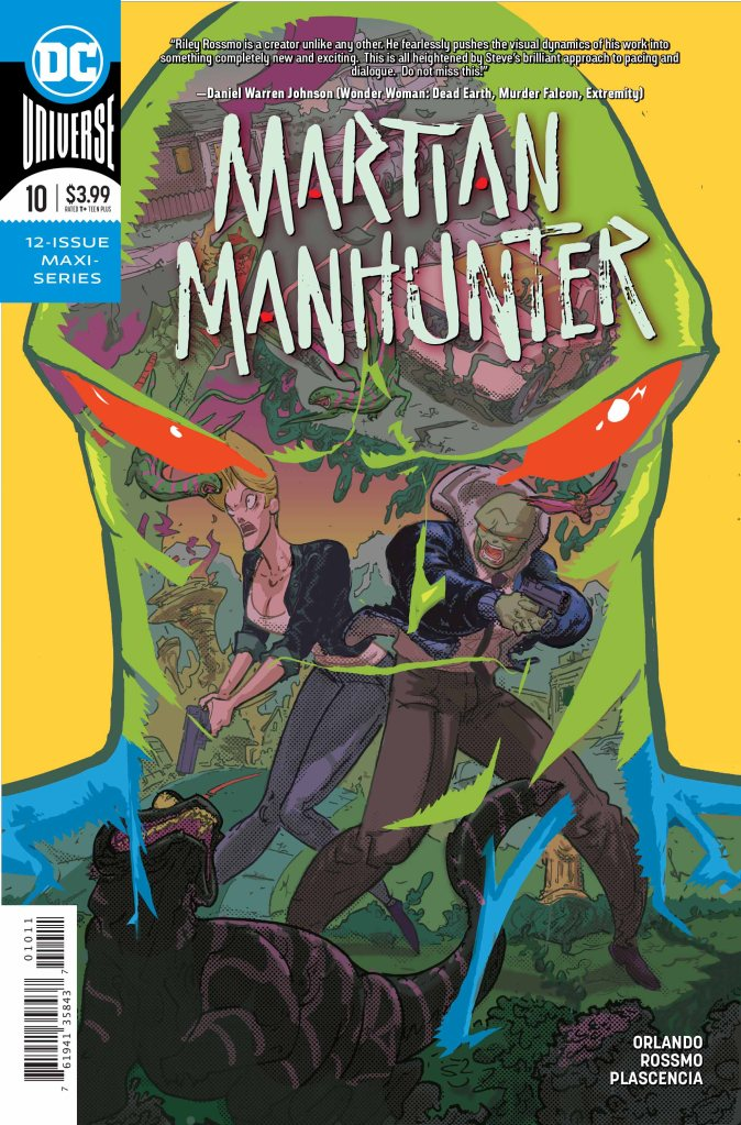 Martian Manhunter #10 (of 12)