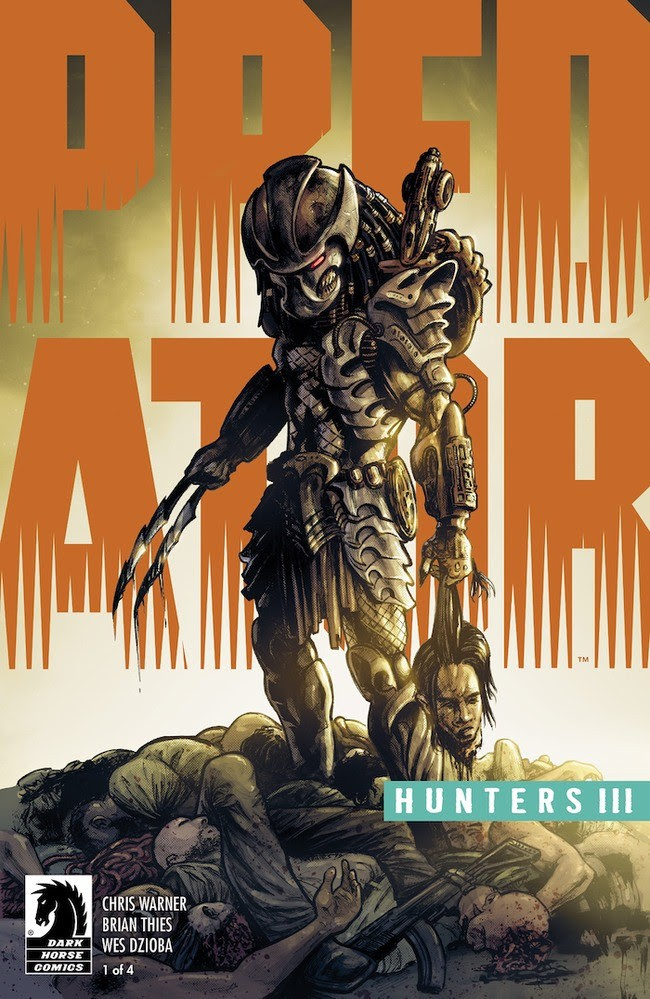Predator Hunters III #1