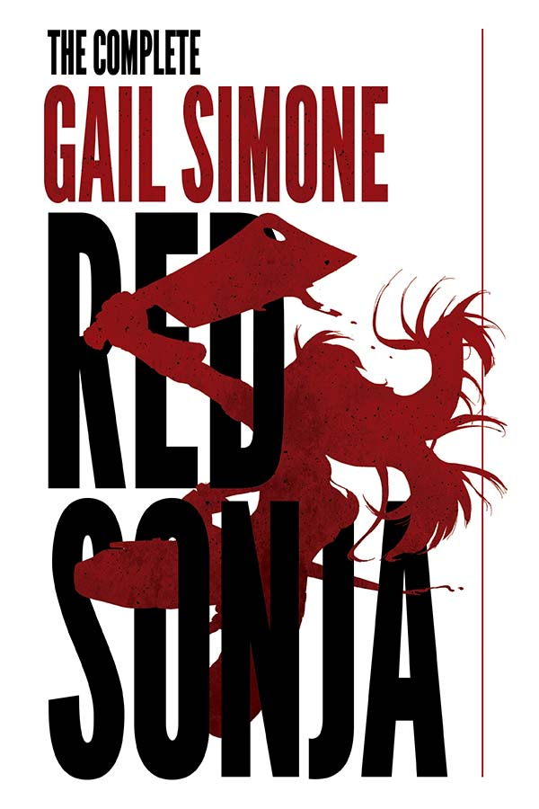 Red Sonja: The Complete Gail Simone Omnibus