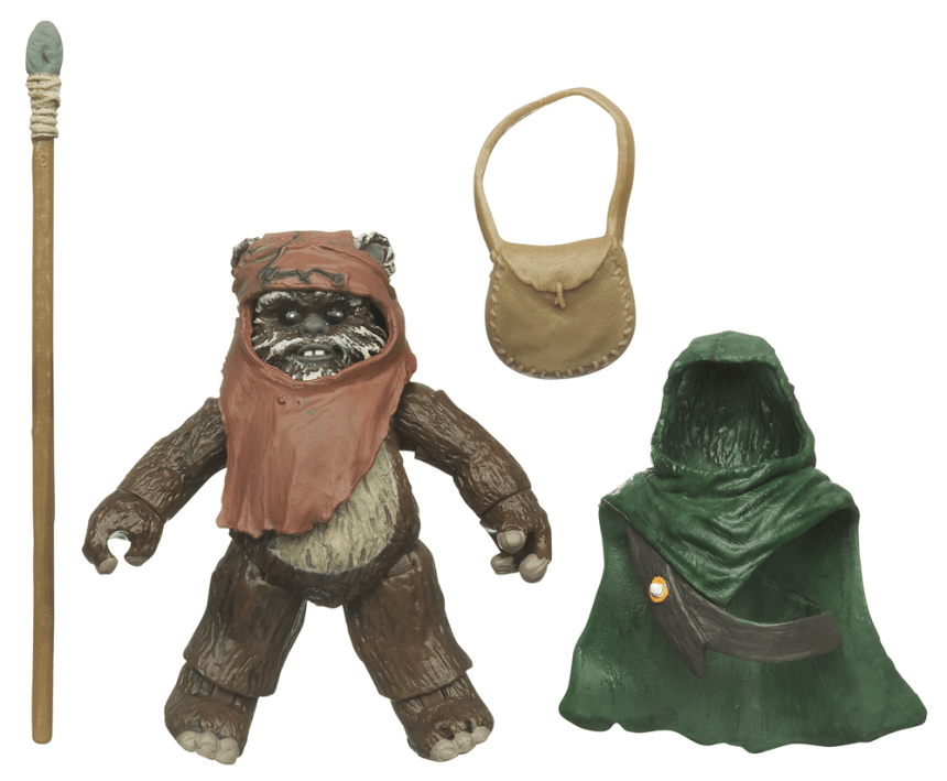 STAR WARS: THE VINTAGE COLLECTION 3.75-INCH WICKET Figure