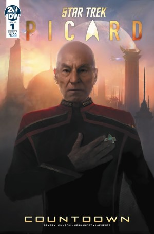 Star Trek: Picard Countdown #1