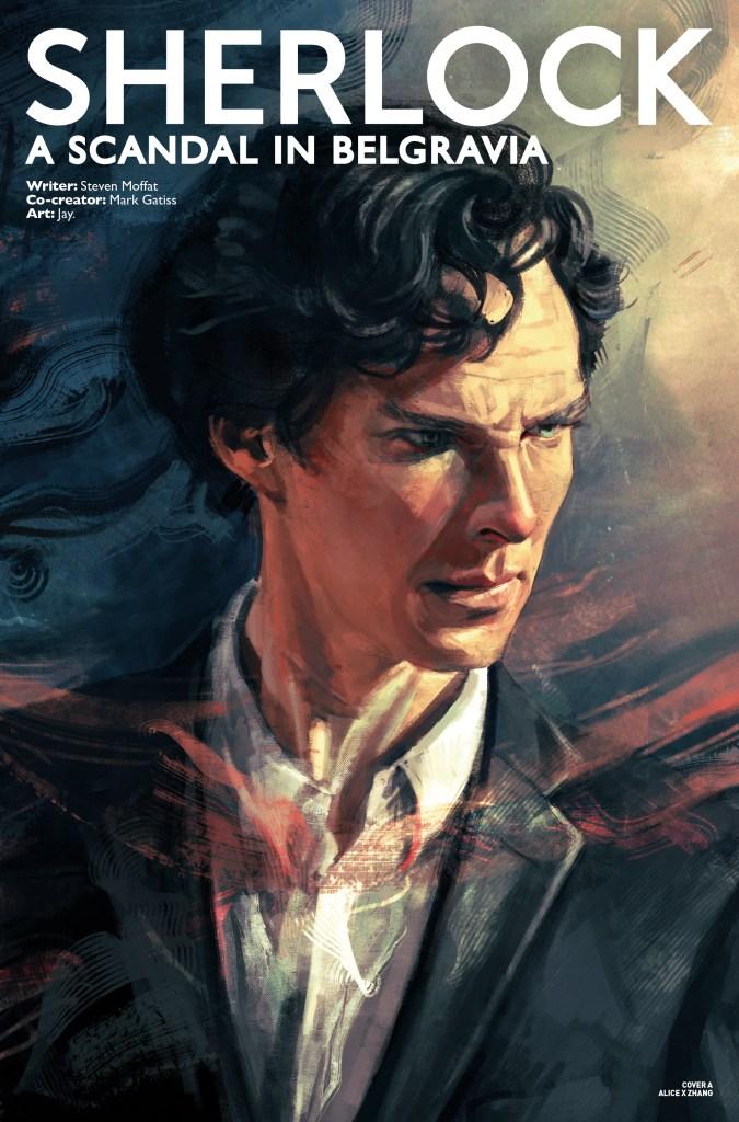 Sherlock A Scandal in Belgravia #1