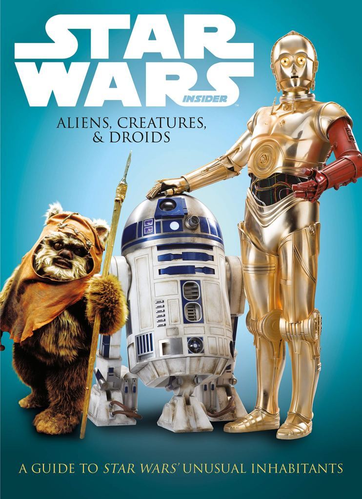 Star Wars Aliens, Creatures and Droids TP