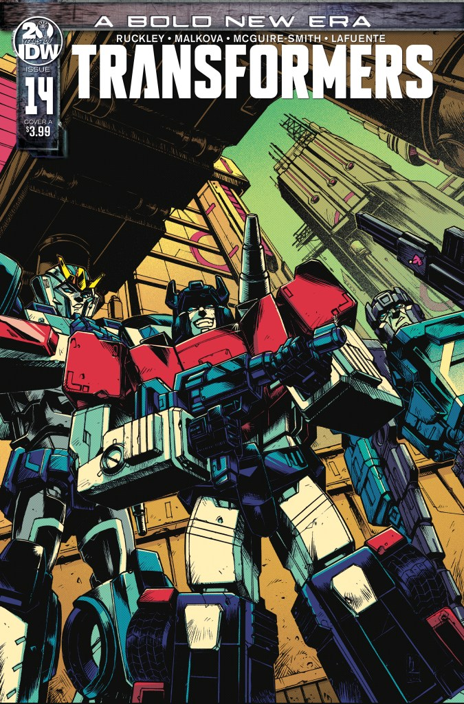 Transformers #14
