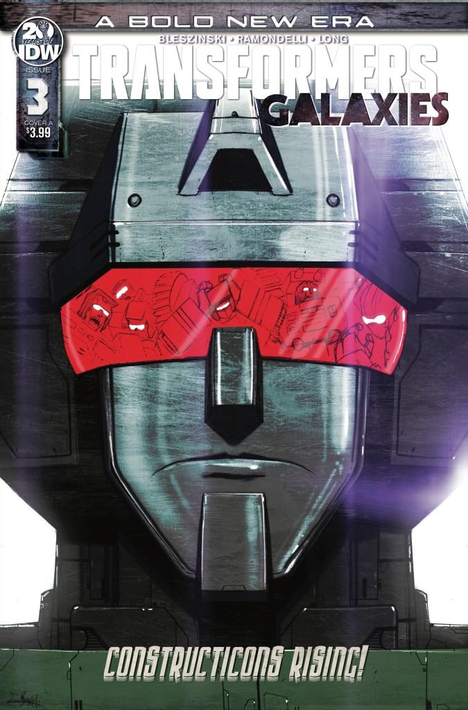 Transformers: Galaxies #3