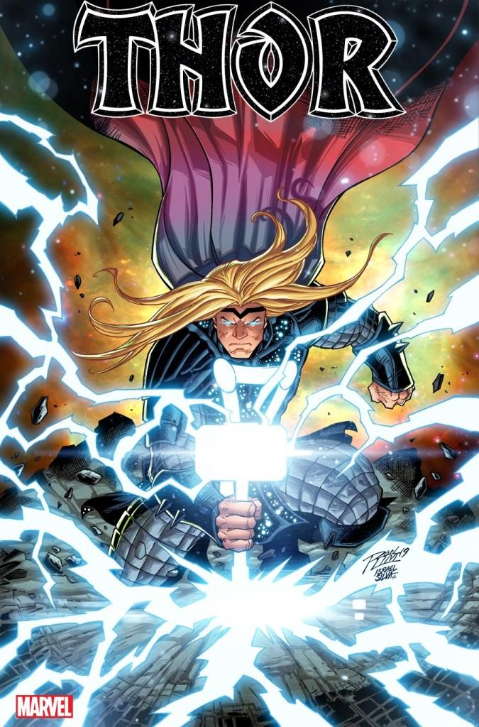 Thor #1 Ron Lim variant
