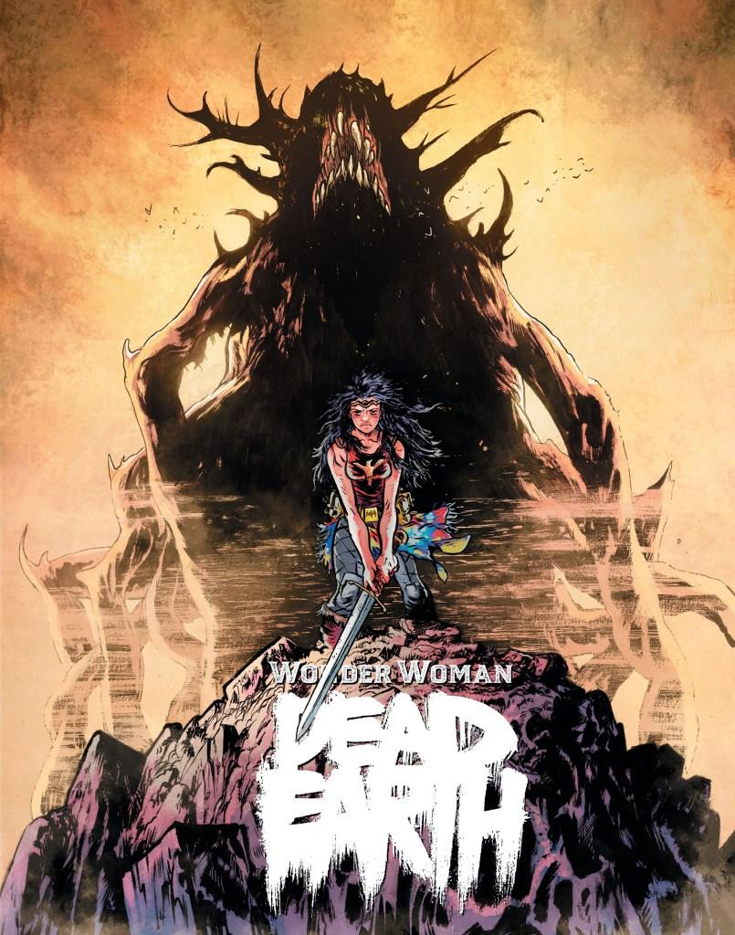 Wonder Woman: Dead Earth #1 (of 4)