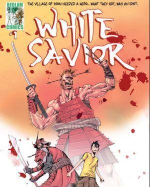 White Savior: The Comic Book Spook #1
