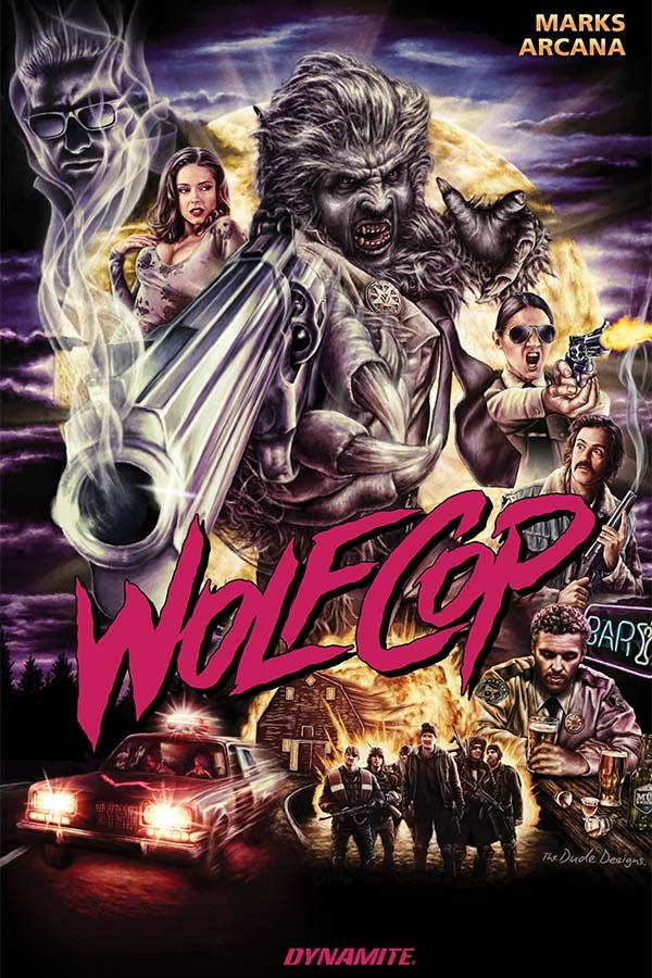 Wolfcop TP