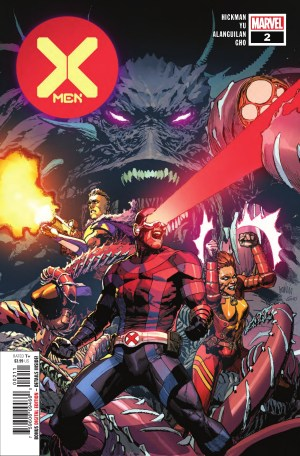 X-Men #2 cover