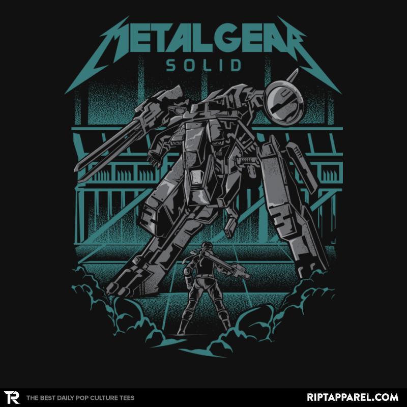 Heavy Metal Gear