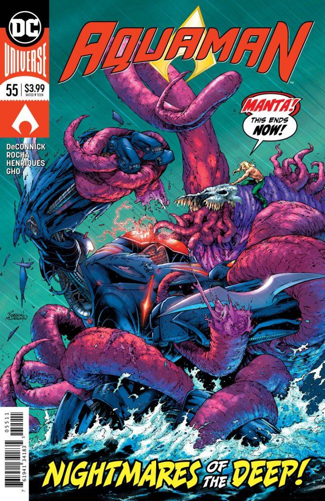 Aquaman #55