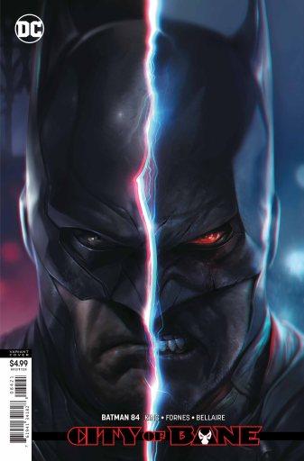 Batman #84 variant
