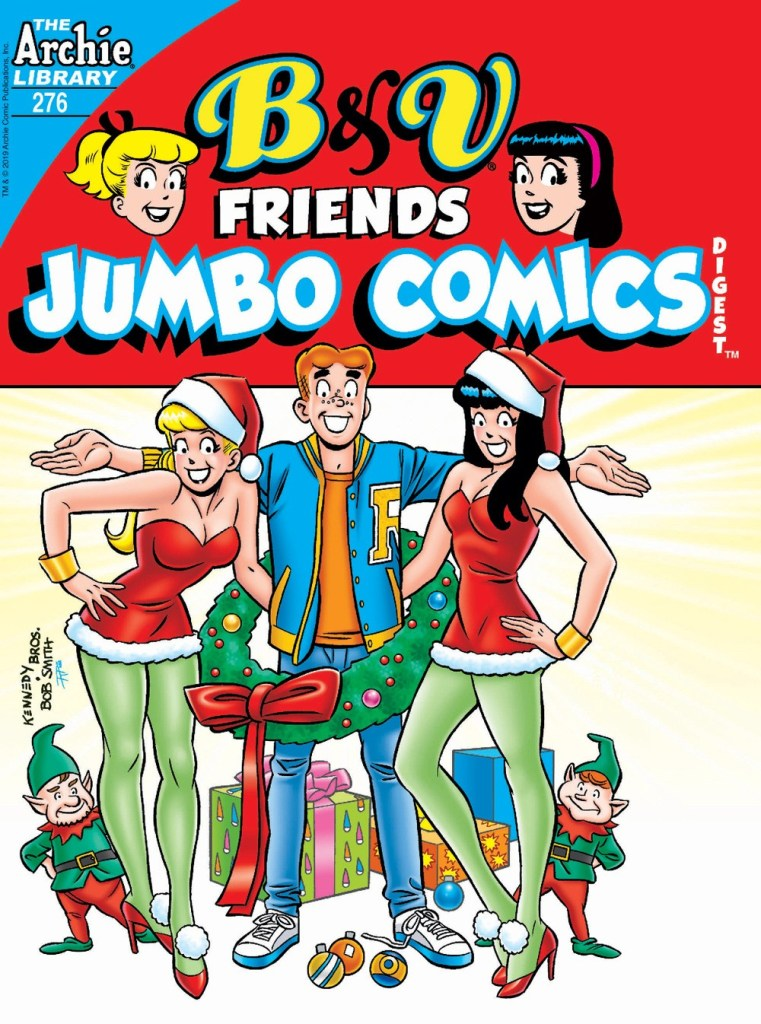 B&V FRIENDS JUMBO COMICS DIGEST #276