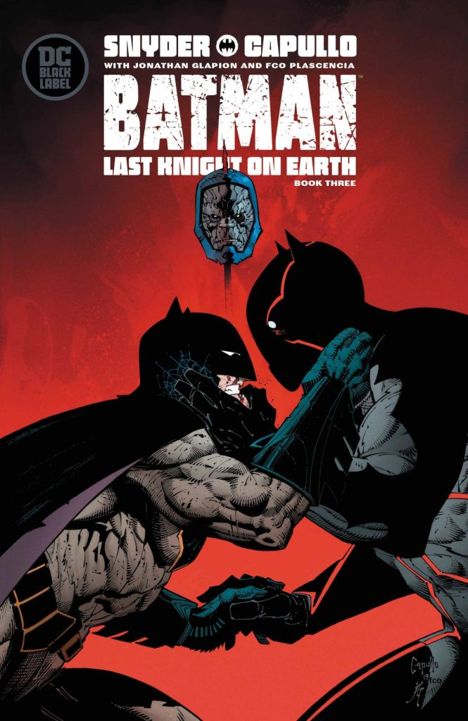 Batman: Last Knight on Earth #3 (of 3)