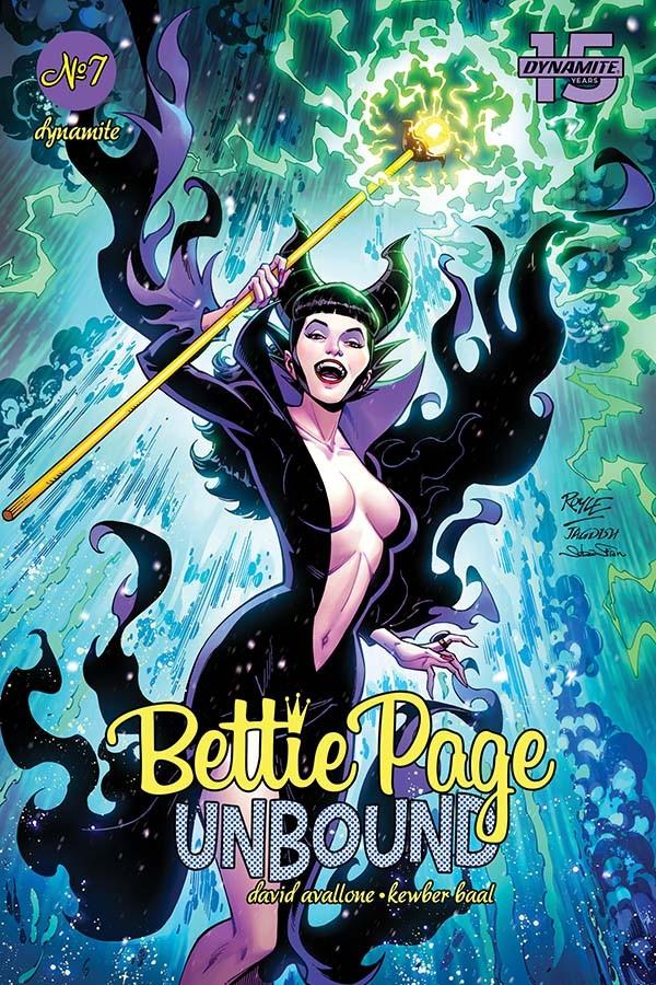 Bettie Page Unbound #7