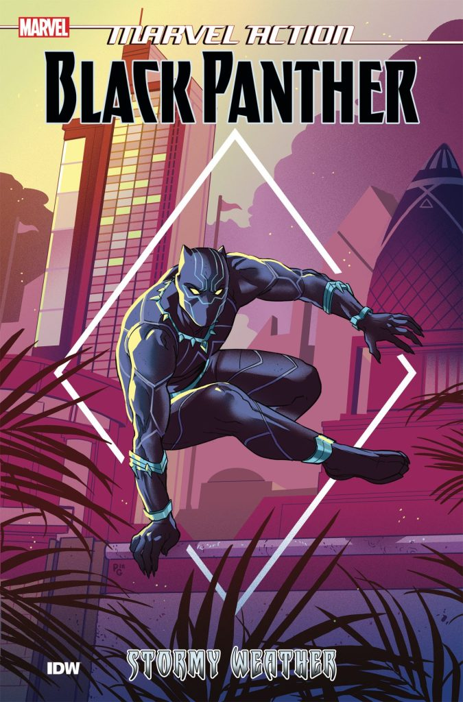 Marvel Action: Black Panther Book 1 Stormy Weather